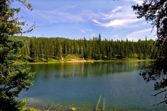 Kelley's Bathtub Lake